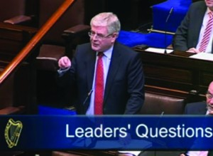 Éamon Gilmore - Leaders' Questions
