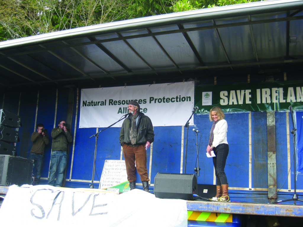 Save Ireland from ... Coillte © Mary Russell