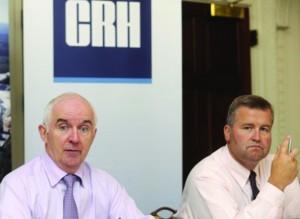 CRH bosses: Myles Lee and Albert Manifold