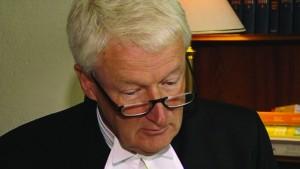 Iarfhlaith O' Neill: retired