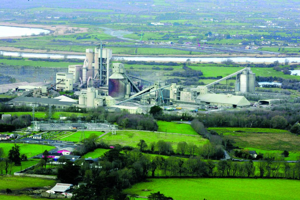 Irish Cement Factory Limerick