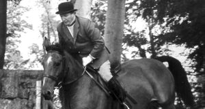 This image has an empty alt attribute; its file name is Charles-Haughey-Horse.jpg